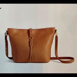 SD covet saddle leather Sunday Bag